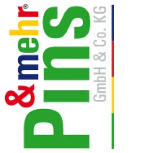 Pins und mehr Logo Icon